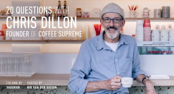 20 QUESTIONS WITH CHRIS DILLON