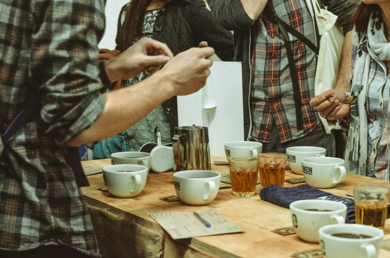 Coffee Cupping by The Union