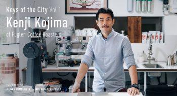 Key of the City Vol 1 – Kenji Kojima of Fuglen Coffee Roasters