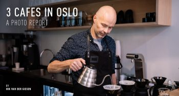 3 CAFES IN OSLO