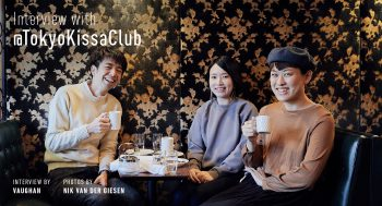 Interview with Tokyo Kissa Club
